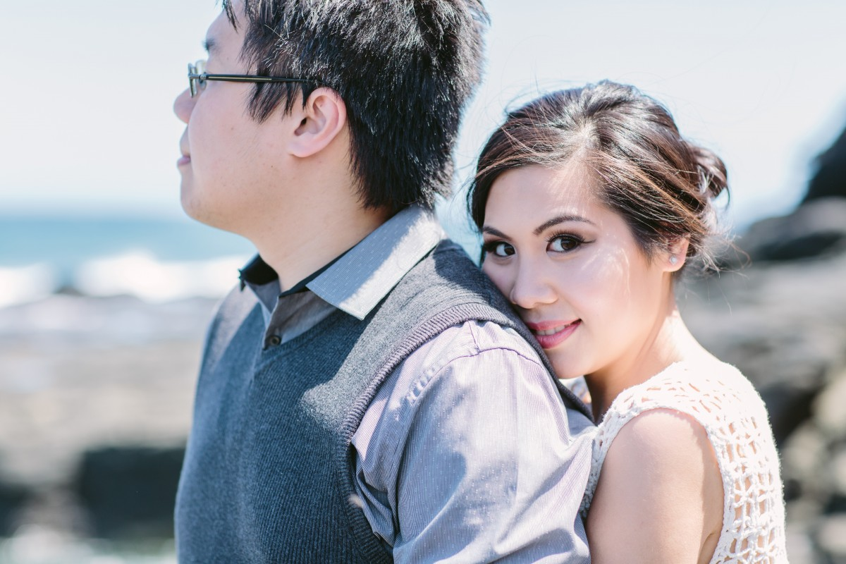 An & Thanh Engagement
